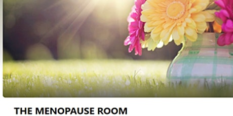 """THE MENOPAUSE ROOM hosting """"Menopause Reset"""" with Aine Boyle tickets"""