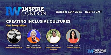 Inspire: London tickets