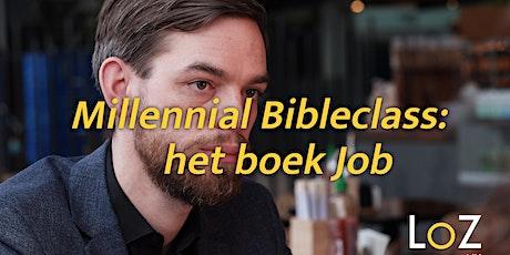 Millennial Bibleclass: het boek JOB tickets