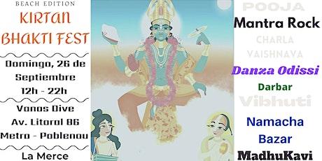 Kirtan Bhakti Festival (Beach Edition) entradas