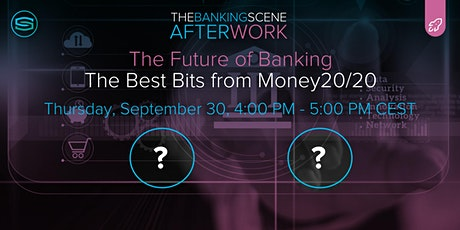 The Banking Scene Afterwork September 30 tickets