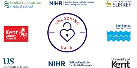 Unlocking Data for Public Health Research in Kent, Surrey and Sussex tickets