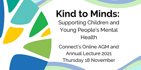 Connect Online AGM and Annual Lecture 2021 tickets