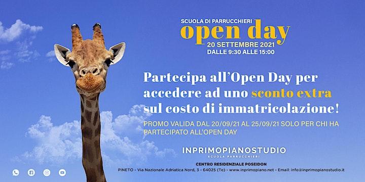 Immagine OPEN DAY  ACCADEMIA DI PARRUCCHIERI
