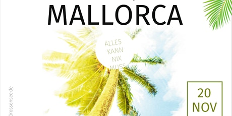 Party Mallorca Tickets