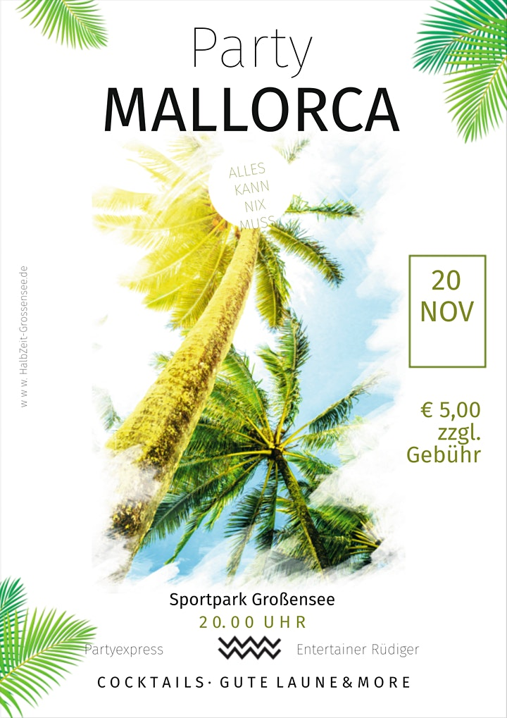 Party Mallorca: Bild