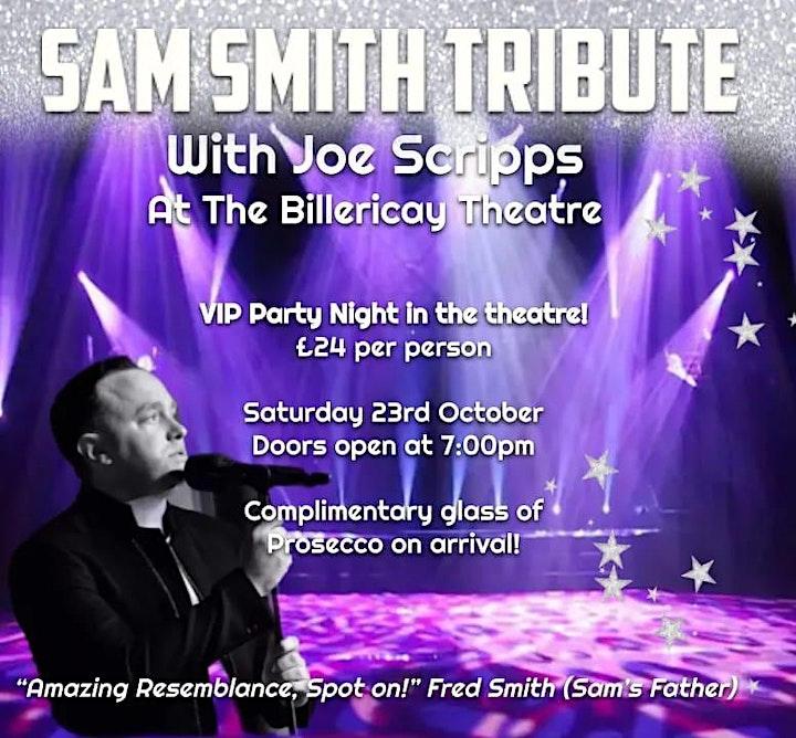 VIP Sam Smith Tribute image