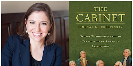 Ben's Book Club: The Cabinet by Dr Lindsay M. Chervinsky tickets
