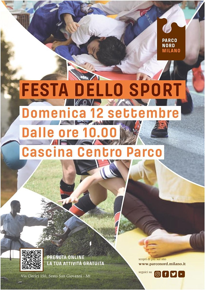 Immagine FESTA  DELLO  SPORT - A.S.D. TENNIS CLUB SESTO