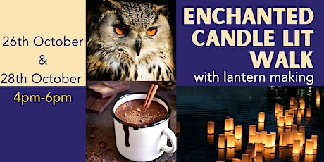 Enchanted Candle Lit Walk (1st Date) tickets