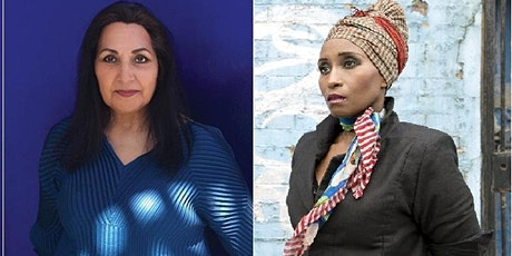 The world opens: Imtiaz Dharker and Malika Booker tickets