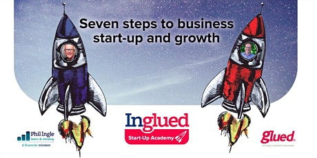 Seven steps to business start-up and growth tickets