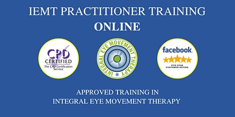 IEMT Online Practitioner Training with Matt Kendall tickets
