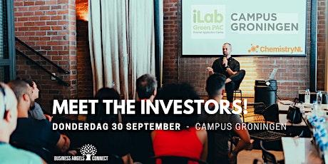 Meet the Investors! tickets