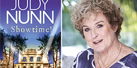 """It's """"SHOWTIME!"""" With Judy Nunn tickets"""