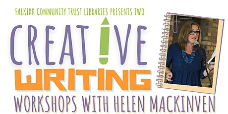 Creative Writing Workshop with author Helen MacKinven tickets