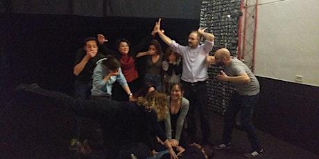 Lezione di prova  Corso di Improvvisazione Teatral tickets