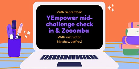 YEmpower Mid-Challenge Check In & Zoomba Party!! tickets