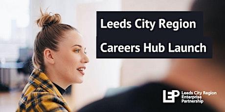 Leeds City Region - New Careers Hub Inception Meeting entradas