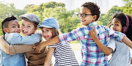 Stark auch ohne Muckis Ferienkurs (für Kinder von 5 bis 10 Jahren) Tickets