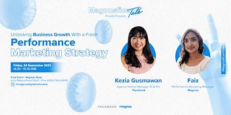 Unlocking Business Growth With A Fresh Performance Marketing Strategy biglietti