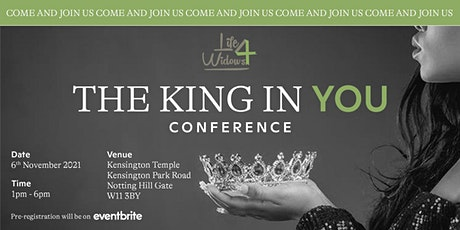 The King in YOU tickets