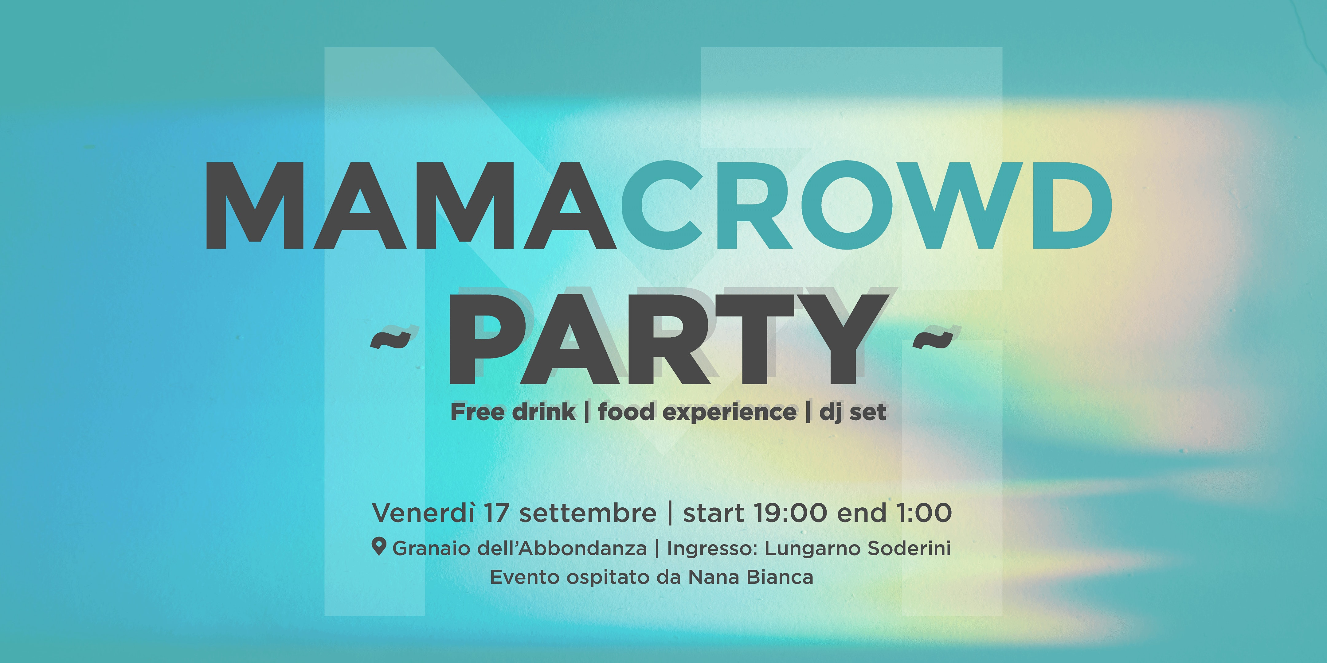 Mamacrowd party