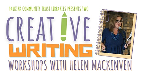 Family Creative Writing Workshop with author Helen MacKinven tickets