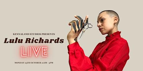 Lulu Richards Live tickets
