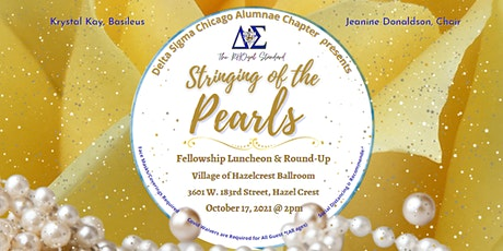 """Delta Sigma presents the """"Stringing of the Pearls"""" tickets"""
