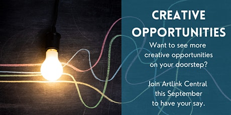 Doune and Deanston Community Engagement Workshop 1: Creative Opportunities tickets