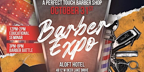 A Perfect Touch Barber Expo tickets