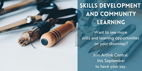 Doune and Deanston Community Workshop 2: Skills Development and Learning tickets
