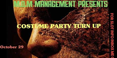 Halloween Costume Party-Performance tickets