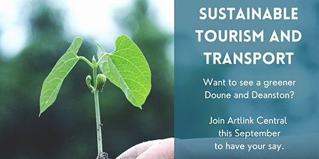 Doune and Deanston Community Workshop 3: Sustainable Tourism and Transport tickets