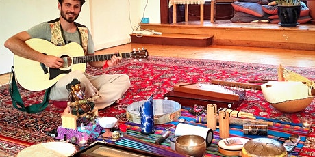 Sound Healing Journey - Harmonic voices tickets
