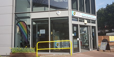 UWTSD Swansea Business Campus Open Day 9th October 2021 tickets
