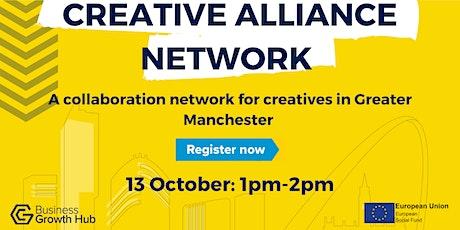 Creative Alliance Network tickets