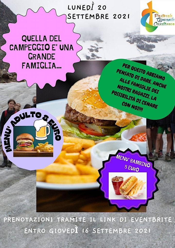 Immagine Pizzata - Revival Campeggio 5° Turno