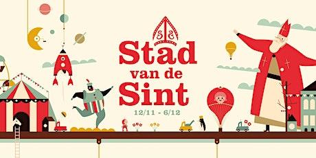 Schoolbezoek Huis van de Sint - dinsdag 16 november tickets