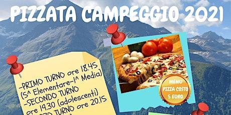 Pizzata - Revival Campeggio 3° e 4° Turno biglietti