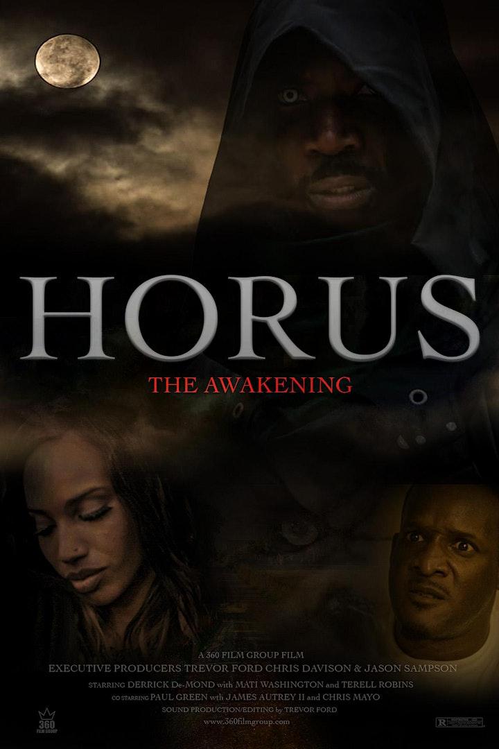 """HORUS THE AWAKENING""  SECOND SHOWING  CINEMARK ROSENBERG image"