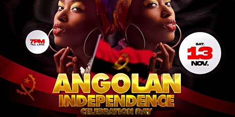 Angolan Independence Celebration Party tickets