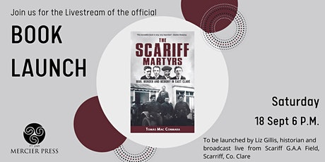 Livestream: 'The Scariff Martyrs' by Tomás Mac Conmara  Book Launch tickets