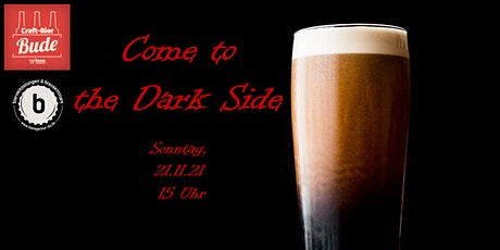 Biertasting _ Come to the Dark Side Tickets