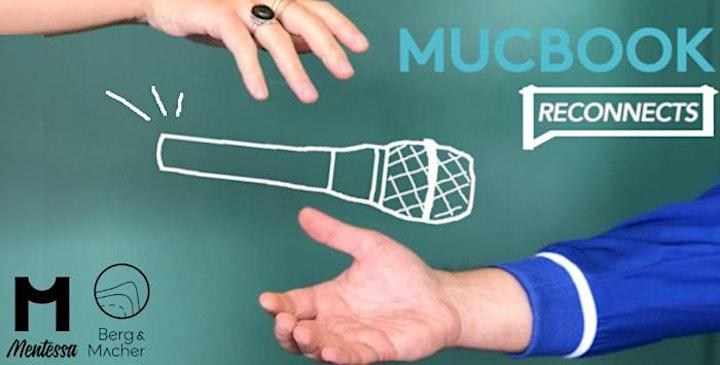 MUCBOOK reconnects - Unternehmenskultur & New Work: Bild