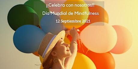 Día Mundial de Mindfulness 2021 entradas