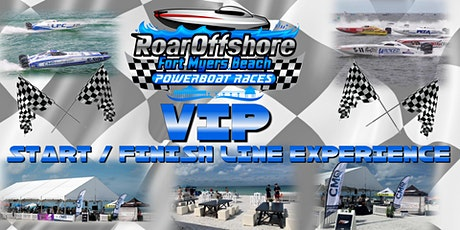 Roar Offshore Powerboat Races VIP Tickets tickets