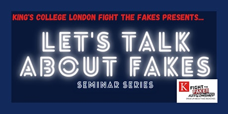 Let's Talk About Fakes Seminar Series tickets
