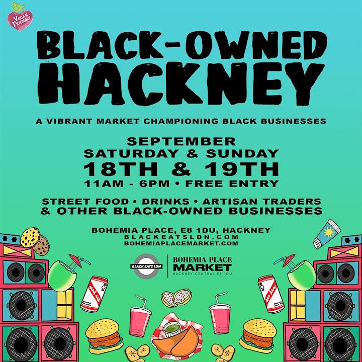 Black Owned Hackney Market image